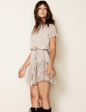 4e7e610f7b The East Order Cosette Mini Dress - Denim and Cloth