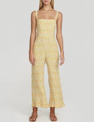 d1051644eed Faithfull The Brand Frankie Jumpsuit – Floral